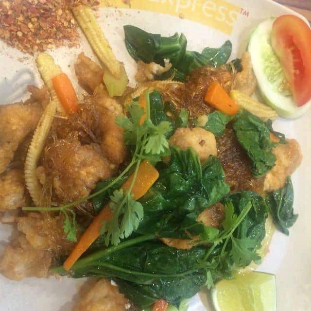 Miến trộn cá của Châu NgọcQuỳnh tại Thái Express - Vincom A - 282943