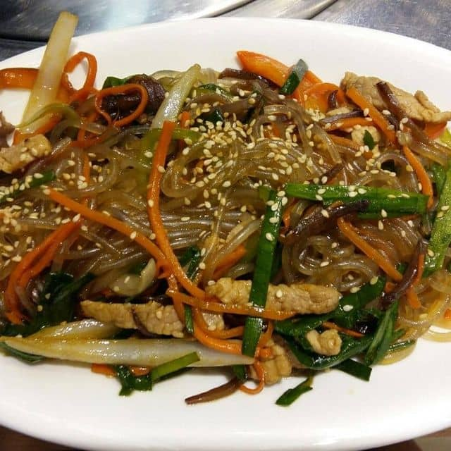Miến trộn japchae của Cathrine Joan tại Poki Poki - Korean Restaurant - 60287