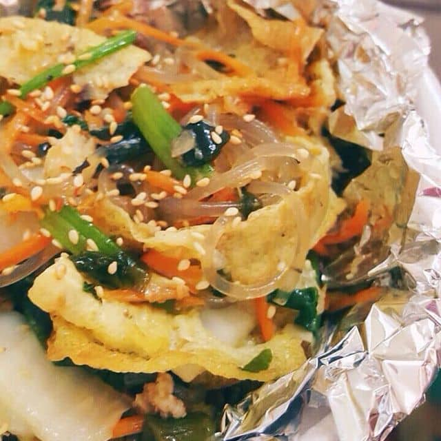Miến trộn Jumi  của Mimi Pinky tại Jumi Food - Cách Mạng Tháng 8 - 258575