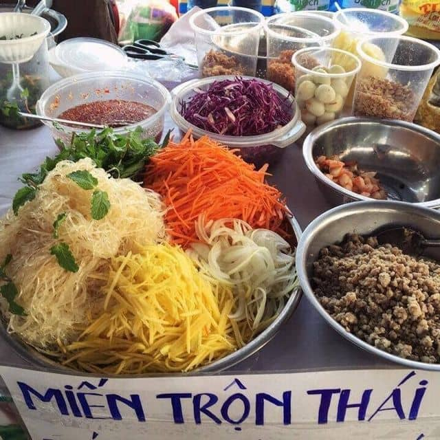Miến trộn Thái của Tùng tại Mega Market - 250434