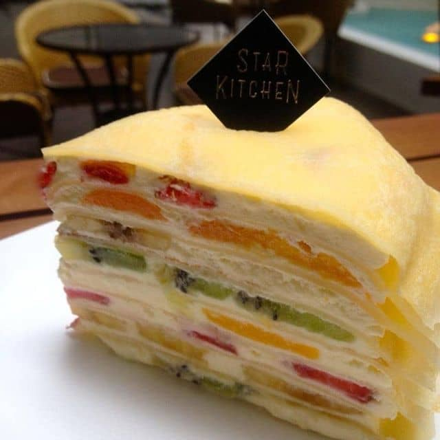 Mille crepe của Tu Kj tại The Cafe - Star Kitchen - 44738