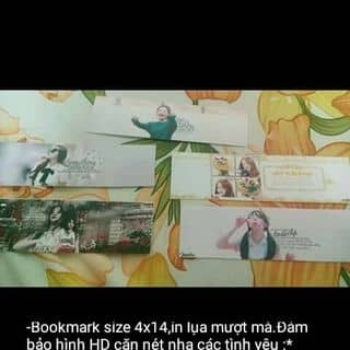 Mình nhận làm bookmark Des  tyc nha :') của oanhyoko tại 178 Nguyễn Gia Thiều, Thành Phố Bắc Ninh, Bắc Ninh - 1264014