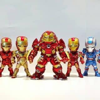 Mô hình Iron Man của daoan10 tại 351/4C Lê Đại Hành, phường 11, Quận 11, Hồ Chí Minh - 1412762