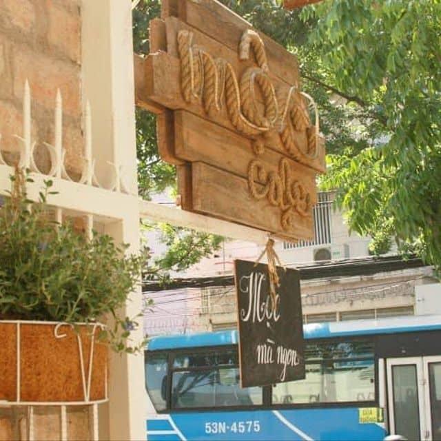 mộc cafe - 130a Nguyễn Đình Chiểu, phường 6, Quận 3, Hồ Chí Minh