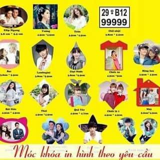 Móc khóa của yenxinhgai3 tại 202 Lý Thường Kiệt, Kỳ Bá, Thành Phố Thái Bình, Thái Bình - 1433091