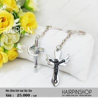 Móc khóa kim loại dễ thương của hairpinshop tại An Giang - 1148947