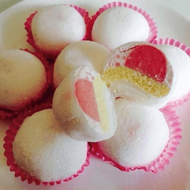 Mochi - bánh tuyết nhật của Minh Tâm Nguyễn Thị tại Nhiên cafe - 69145