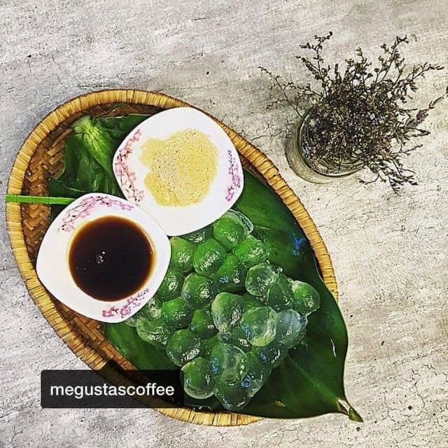 Mochi giọt nước của Kỳ Kỳ tại Megustas Coffee & Boutique - 70809