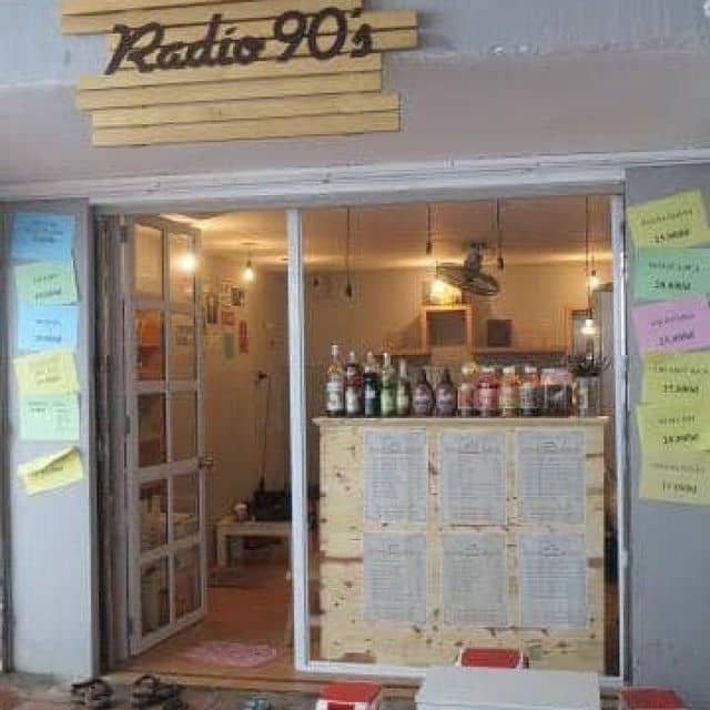 Radio 90's - Số 5 ngõ 4C, Đặng Văn Ngữ, Quận Đống Đa, Hà Nội