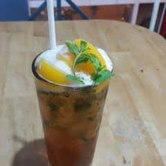 Mojito đào của Khánh Kì Kục tại Urban Station Coffee Takeaway - Tô Hiến Thành - 247987