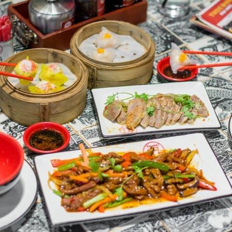 Các hình ảnh được chụp tại San Fu Lou - Cantonese Kitchen 1 - Lê Lai