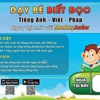 Monkey junior của babysitterhuong tại Shop online, Huyện Quan Hóa, Thanh Hóa - 1057777