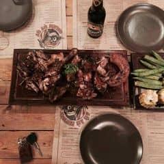 Một set như hình ăn 2 người no nốc😂😂 của Minh Thư tại Quán Ụt Ụt - Barbecue & Beer - 365762