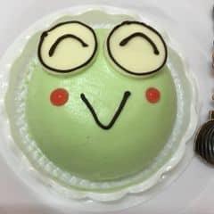 Mousse trà xanh ếch con  của Cookies tại Urban Station - Hồng Bàng - 291544