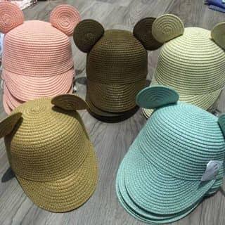 Mũ cói mickey của bomxabong1 tại Thừa Thiên Huế - 3447118