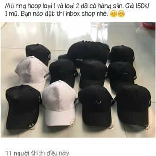 Mũ ring hoop của anthonycandy tại 19 Nguyễn Văn Cung, Thành Phố Long Xuyên, An Giang - 1108370