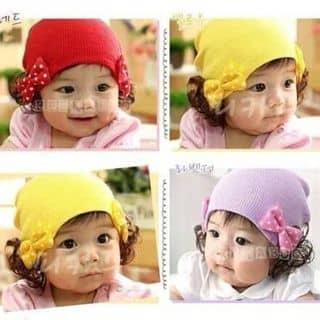 Mũ tóc giả cho bé của lehuyentrang3 tại Chợ Đêm Đà Lạt, Thành Phố Đà Lạt, Lâm Đồng - 1207185