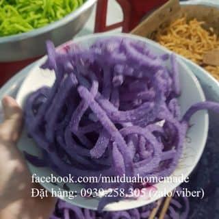 Mứt dừa non - Mứt tết 2018 của mutduahomemade tại 82 Nguyễn Huệ, Phường 1, Thành Phố Bến Tre, Bến Tre - 5013663