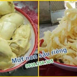 Mứt dừa non sầu riêng tươi của ducpham92 tại 82/50A Nguyễn Huệ, Phường 1, Thành Phố Bến Tre, Bến Tre - 1041313