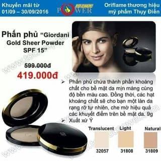 Mỹ phẩm chính hãng oriflame của huongthu183 tại Lạng Sơn - 1006331