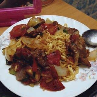 Mỳ xào thịt của nguyentrung1126 tại Tuệ Tĩnh, Thành Phố Hải Dương, Hải Dương - 3659760