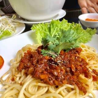 Mỳ ý của gemibea2205 tại 222 Đội Cung, phường 9, Quận 11, Hồ Chí Minh - 4269528