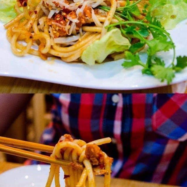 Mỳ ý cá hồi đỏ của Ha Nguyen tại Burger Cá Hồi Canada - Phan Xích Long - 83708