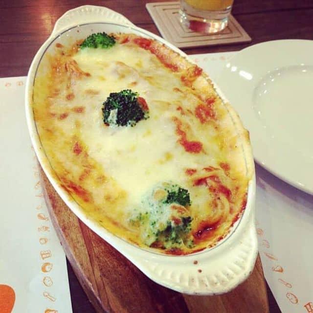 Mỳ ý đút lò của Thảo Nguyễn tại Pizza Inn - Thái Văn Lung - 111588