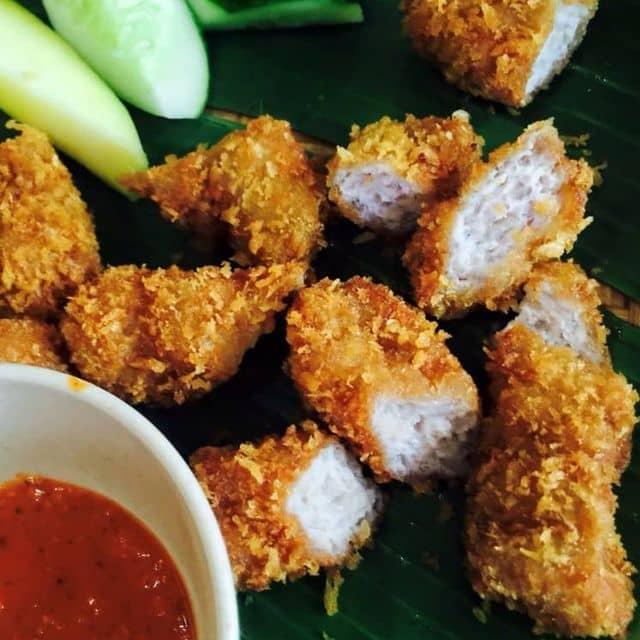 Nem chua rán của Anh Đặng tại Bún Đậu Homemade - Nguyễn Văn Tráng - 139326