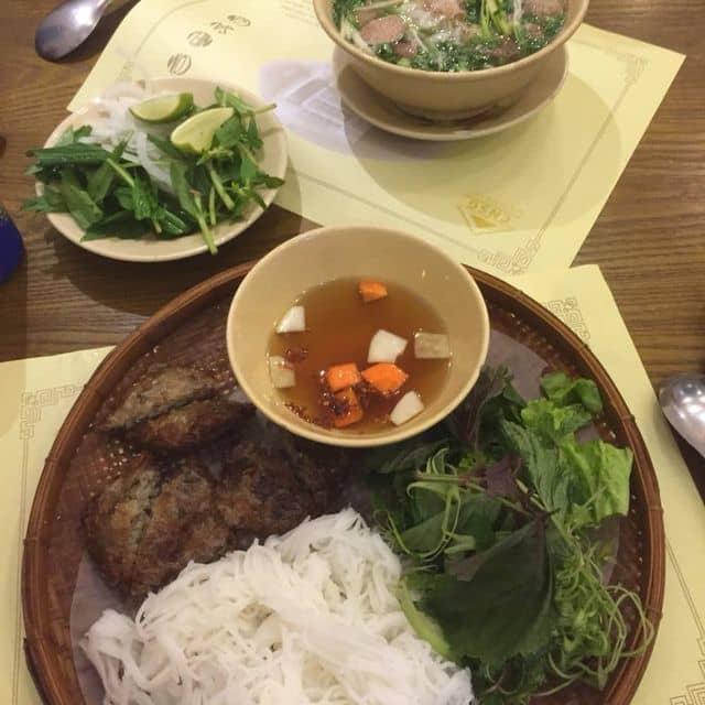 Nem chua rán của Lê Trà tại Mâm Bạc - Hồ Tùng Mậu - 227862