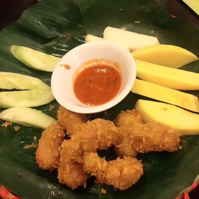Nem chua rán của Ly Khanh tại Quang Gánh - Bún đậu mắm tôm - 293291