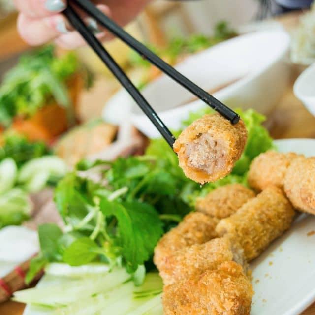 Nem chua rán của Đắc tại Bánh cuốn Việt - 324244