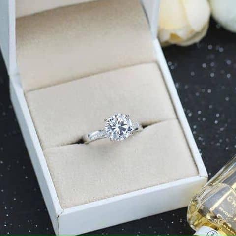 Nhẫn bạc nữ 925 - 4660377 dongmaiktqd - 18 Tam Trinh, Hoàng Mai, Hà