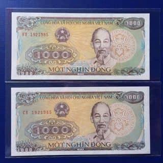 Nhận tìm seri ngày tháng năm sinh của bạn nhé!!! 100k/ 1 tờ chưa tính ship của sieuthitienxua tại Hồ Chí Minh - 3456763