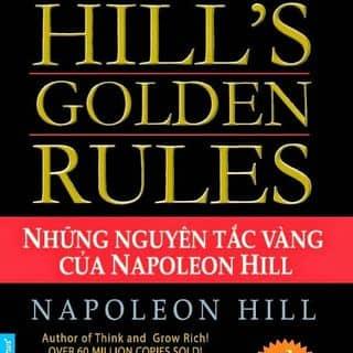 Những nguyên tắc vàng của Napoleon Hill pdf. của keosocola4 tại Bắc Giang - 1403124