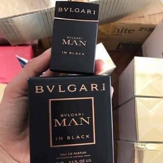 Nước hoa BVLGARI Man In Black EDP 15ml của poppy123 tại Đà Nẵng - 3458482