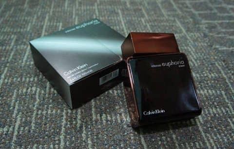 Kết quả hình ảnh cho Nước Hoa Calvin Klein Euphoria Intense