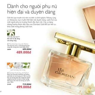 Nước hoa Miss Giordani của riokun tại 130 Trần Hưng Đạo, Phạm Ngũ Lão, Quận 1, Hồ Chí Minh - 749285
