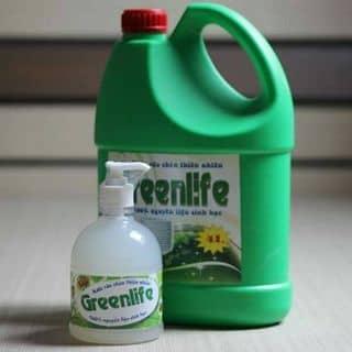 Nước rửa chén, nước giặt sinh học Greenlife của anhtram71 tại Hải Dương - 1423795