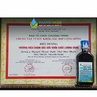 Nước súc miệng cai thuốc lá Thầy Nghị  của dongha21 tại 120 Trường Chinh,  Đức Xuân, Thị Xã Bắc Kạn, Bắc Kạn - 3444138