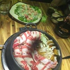 Nướng lẩu Hàn Quốc  của Ly Nguyễn tại Gogi House - The Yard - 1215365