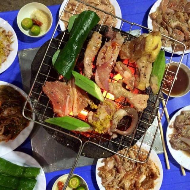 Nướng lụi hùng béo của Đinh La Thăng tại Nướng Lụi Hùng Béo - Võ Thị Sáu - 35121