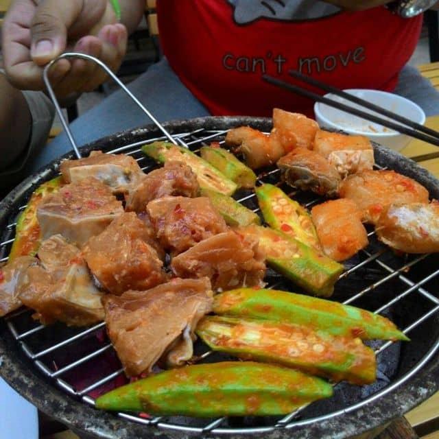 Nướng tại nhà của Lê Trọng Nghĩa Trần tại Home BBQ - Nướng tại nhà - 58497