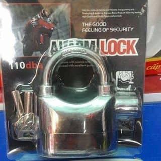 Ổ khóa chống trộm âm thanh to thay pin dễ dàng của bilenhu tại Phú Yên - 865784