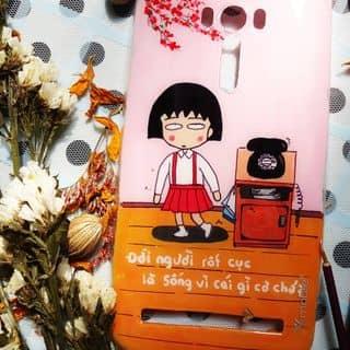 Ốp lưng vẽ tay ZENFONE Selfie - Nhóc Marưko của lmyloc tại Hẻm 173 Thành Thái, phường 14, Quận 10, Hồ Chí Minh - 3472106