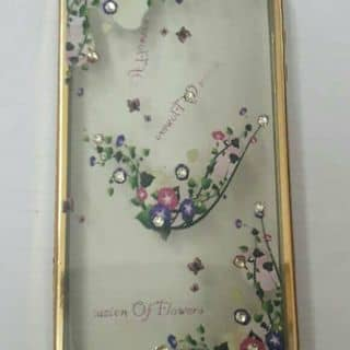 ỐP NHỰA DẺO HOA VĂN ĐÍNH ĐÁ IPHONE 4/4S của phukiengiahuy tại Shop online, Huyện Càng Long, Trà Vinh - 2228480