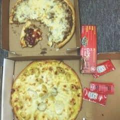 P1: Beefy + P6: BBQ chicken, thứ 6 160.000/2 pizza cỡ vừa của Çr Stëllår tại Pizza Express - 298543