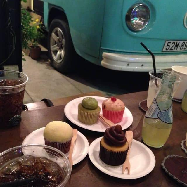 Pacey cupcakes của Ngọc Hí tại Pacey Cupcakes - Tôn Đức Thắng - 43042