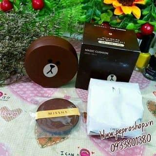 Phấn Nước Missha M Magic Cushion Gấu- Vịt của btthu tại Tiền Giang - 732170