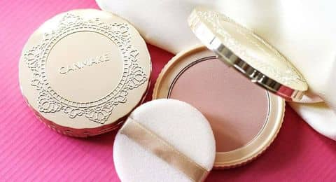 Image result for phấn canmake nhật